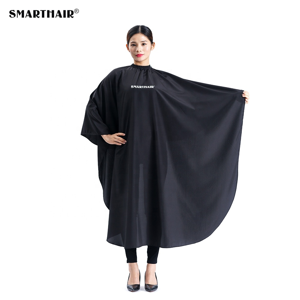 Haircut Biodegrad Custom Hair Dresser Anti-static Cutting Salon Cape Target  Barber Cloth Cover Hair Stylist Capes And Aprons, View hair dresser cape,