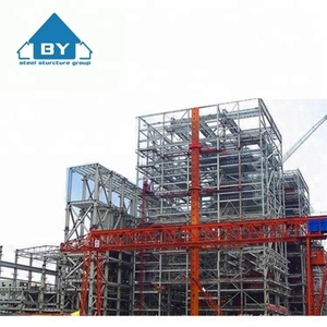 Sell well new type portal frame industrial steel structure building