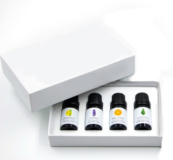 New Product OEM/ODM Therapeutic Grade Private Label Essential Oil Set 4
