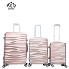 Lovely Suitcase Set Koffers Trolleys Travel Print Luggage Spinner Designer