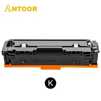 Patented Compatible CF400A 201A CF400 Black Toner Cartridge for Color LaserJet Pro M277dw M252dw M274n Laser Printer