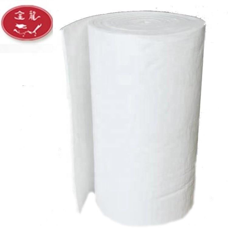 Fire resistant heat insulation blanket production line Aluminum silicate ceramic fiber blanket