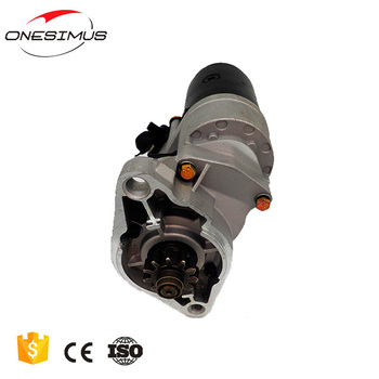 12V starter motor with competitive price 11 Teeth 2L for TOYOTA LIFT TRUCK L / 2L Diesel L/2L L2L 28100-54070