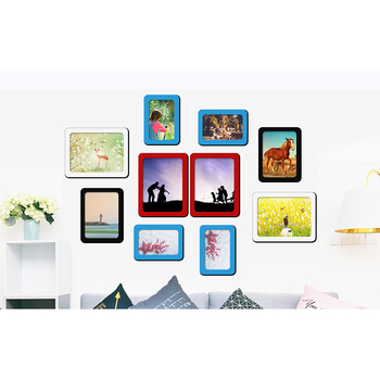 "Magnetic Photo Frame for Fridge Picture Frames 7"" x 9"""