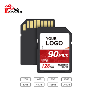 128GB SD Card SD Card SDXC Flash SD Camera Memory card Class 10 Japan