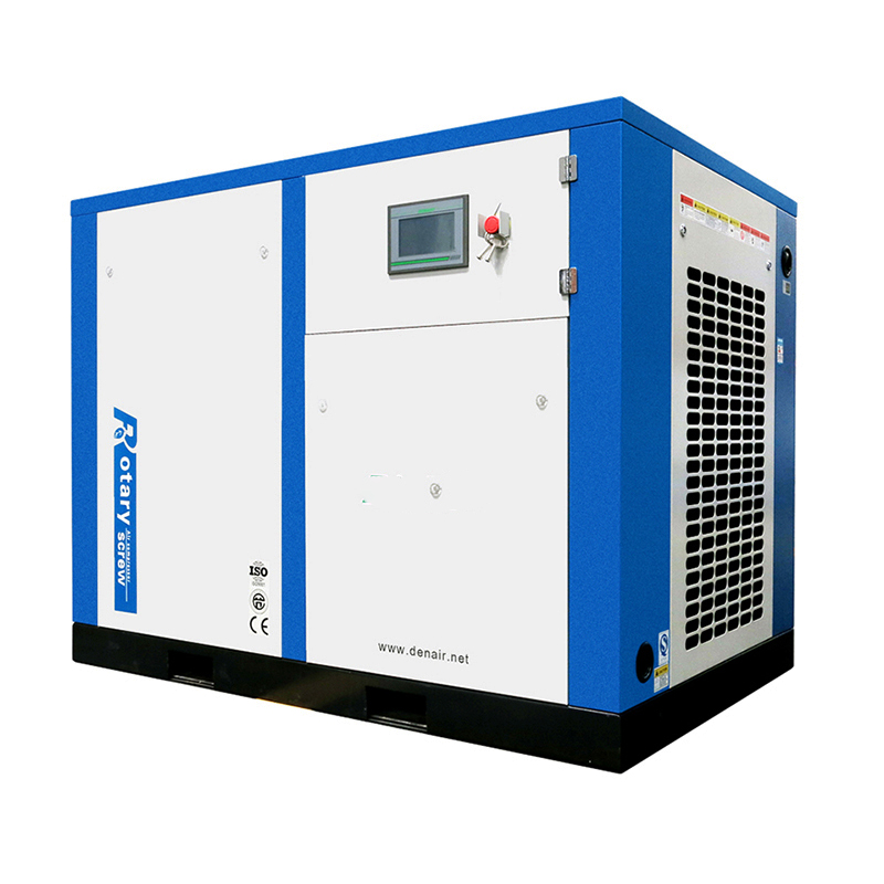 China DENAIR Roterende Schroef Compressor Koop in Oman