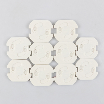 Child Safety Electrical Outlet Covers For Baby Proofing Best Childproofing Self-closing Socket Plate