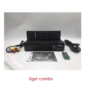 tiger africa hot selling mode dvb s2 t2 combo satellite Receiver