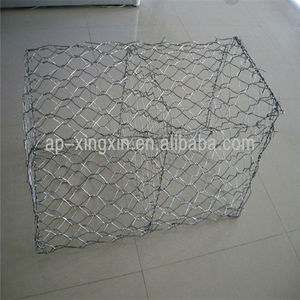 Gabion rock netting, wire gabion, gabion mesh for Strengthening structure of soil (R - 015)