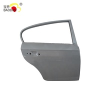 Auto spare parts Steel Car Middle Door For Brilliance FRV