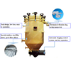 Paraffin Wax Filter Vertical Pressure Leaf Filter