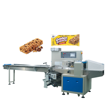 Automatic Cracker Wafer Cookie Biscuit Wrapping Machine