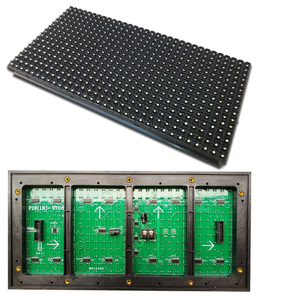 Wholesale Outdoor P10 Red/Green/White/Blue/Pink/Yellow color10mm led panel DIP446 led module 320mmx160mm