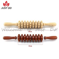 Muscle Pain Relief Tool Wooden Muscle Massage Roller Stick