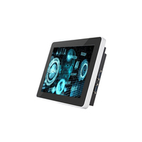 10.4 inch Multi point industrial touch panel pc for display