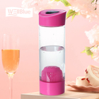 Brand new alkaline bottled purification portable water filter bottle with high quality