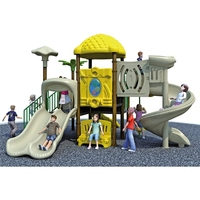 Playground Manufacturer Children Outdoor Playground Houses Small Playground Modular Play System