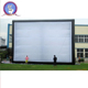 Classic high quality outdoor inflatable advertising screen / inflatable movie