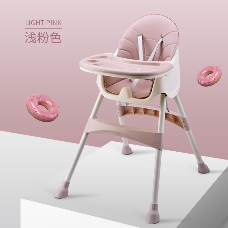 standard baby connection high chair baby feeding chair for restaurant