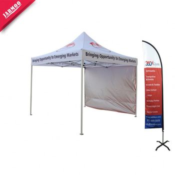 3x3 canopy 10x15ft advertising folding tent