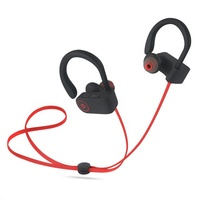 New arrival waterproof bluetooths V4.1 stereo headset , mini wireless sport bluetooths headphone with mic