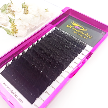 Best Quality 0.05 Eyelash Extensions Mink Lashes 3D Eyelashes Extension