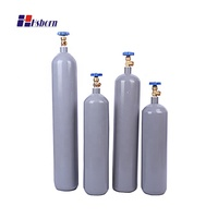 ISO Standard Industrial Argon Ar Gas Cylinder Price for Sale