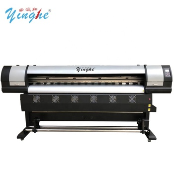 Discount Price Double XP600 Eco-Solvent Printer With Cheaper Price