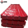 18 gauge 1mm thick GI corrugated steel roofing sheet
