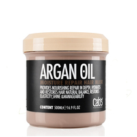 Perfect Repair Treatment Hair Mask restores severely damaged chemically treated hair and protects color