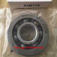 83B716-9RC3 Deep Groove Ball Bearing 20x57x15mm used for Motorcycle