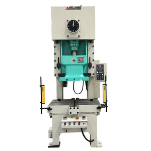 Factory price JH21 Series open type 25t 45t 60t 80t 400t pneumatic punching press machine