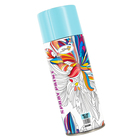 aerosol spray paint clear sky light blue glossy solvent resistant car accessories spray paint