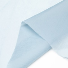 100% nylon 20D 15D 400t ultra-thin crepe pleated taffeta fabric fitting  girl fashion skirt dress women