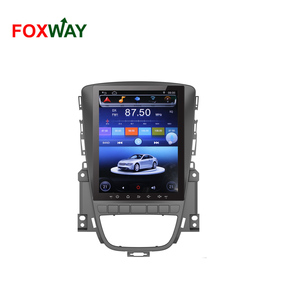 AST01 new Foxway Tesla Android vertical touch screen multimedia 1din gps navigation radio satnav for opel astra car dvd player
