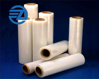Handle and machine use LLDPE stretch film jumbol roll