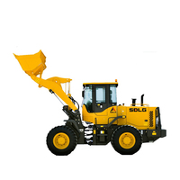 China Famous Brand 3 Ton Wheel Loader Container Side Loader LG936L