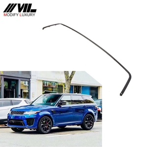 RRS Carbon Fiber Car Front Grill Cover for L and R over R ange R over Sport 2018
