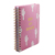 Spiral Daily planner, 2 year fancy planners organizers, best goal planner notebook