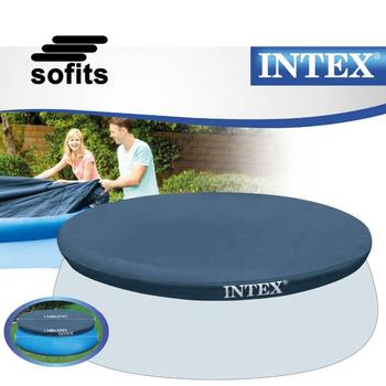 Intex 28022 Above Ground Swimming Pool Cover Inflatable Swimming Pool Cover