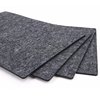 set of 4 table place mats 4 Pack Rectangle felt placemat table mat for desk protector