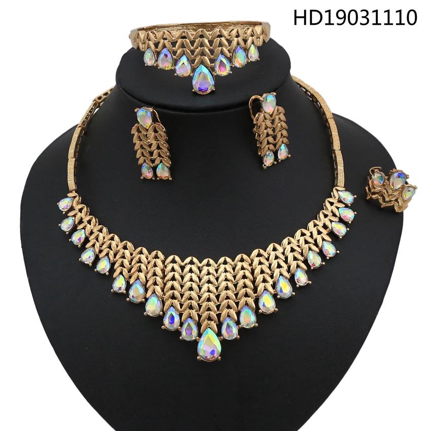 Indian Fashion Jewelry Traditional Wedding Pearl Cz Kundan Choker Earring Sets Demand Exceeding Supply Jewelry Sets