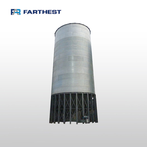Fast Assembly 10000 Ton Farm Used Grain Silos For Sale