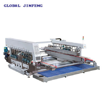 JFD2520 High-speed glass double side straight line edge grinding machine with CE certificate