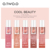 O.TWO.O 5 Color Lip Tint Set Tint Face and Cheek Liquid Blush