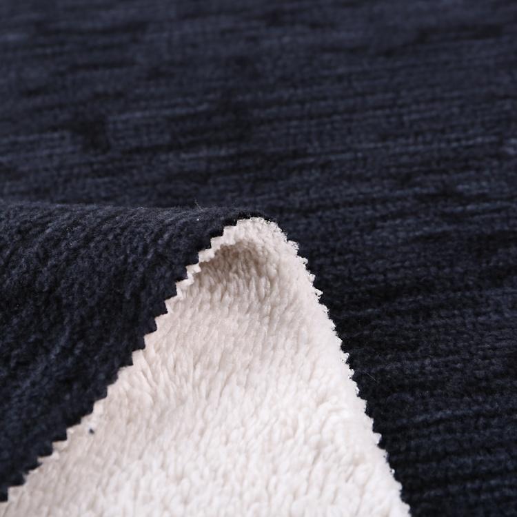 Ucuz popüler özel baskılı kadife gümrüklü polar polar kumaş