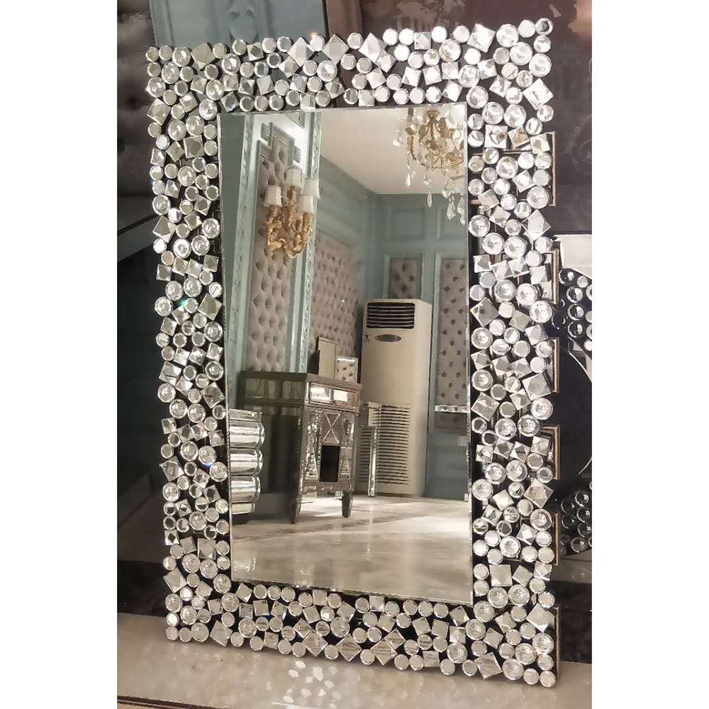 Modern Design Rectangle Wall Mirror