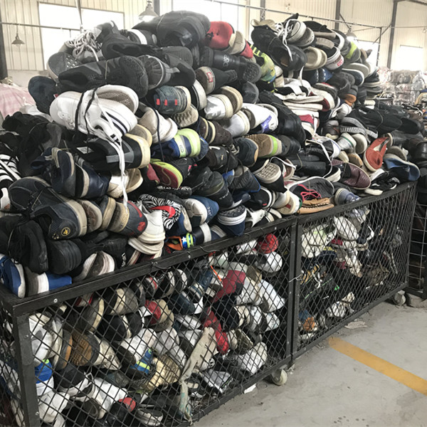 Factory wholesale cheap used sport shoes brand name used shoes