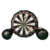 Outdoor Inflatable Soccer Darts Board with 5pcs Inflatable Ball for Sports Game