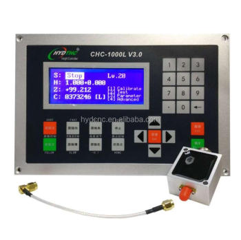 Laser auto focus system for fiber laser cutting machine laser torch height controller CHC-1000L